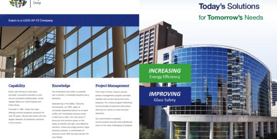 Solar Control Brochure